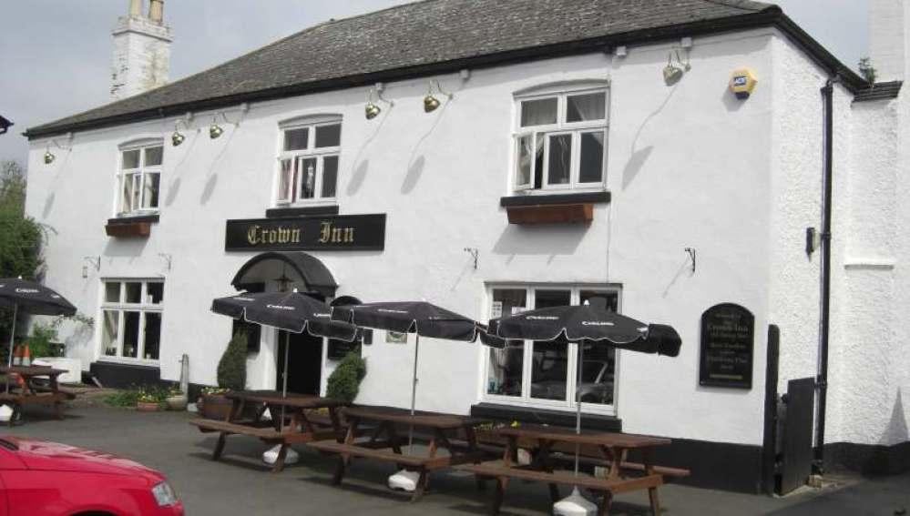 El pub Crown Inn