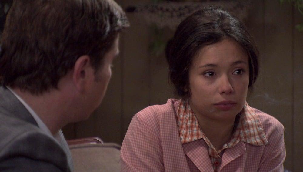 Dorita descubre quien es su padre