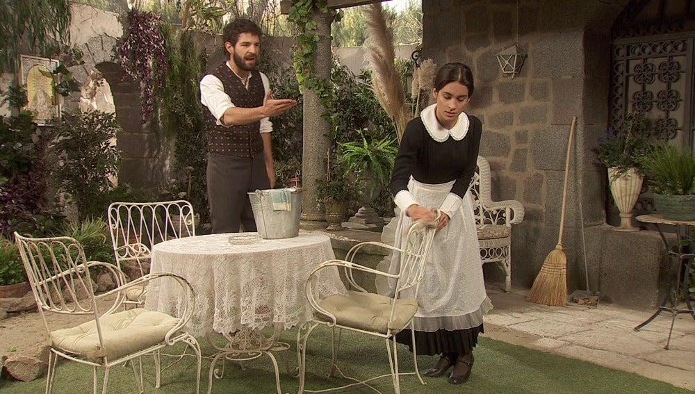 Inés muestra su fe ante un Bosco enamorado