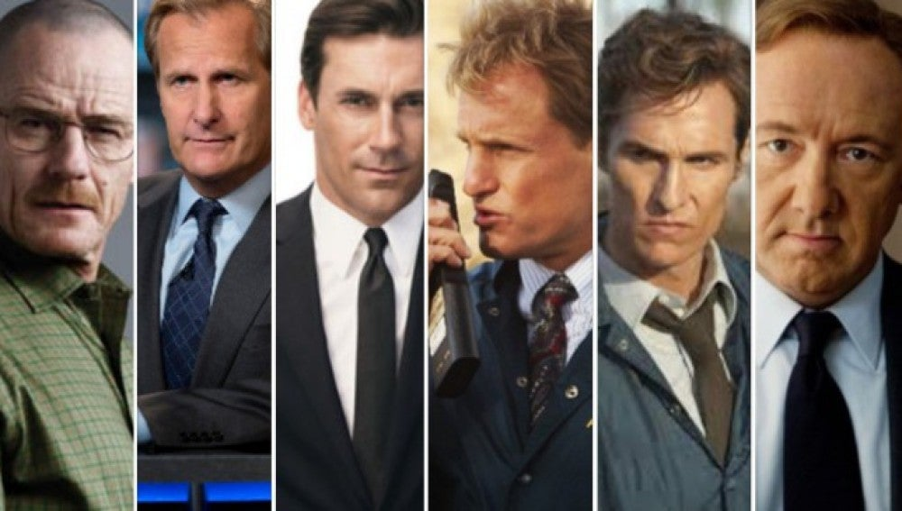 Nominados Emmy 2014- Actor drama