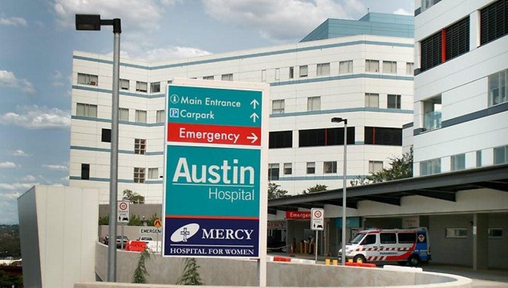 Austin Hospital de Melbourne