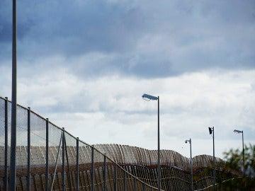 La valla de Melilla