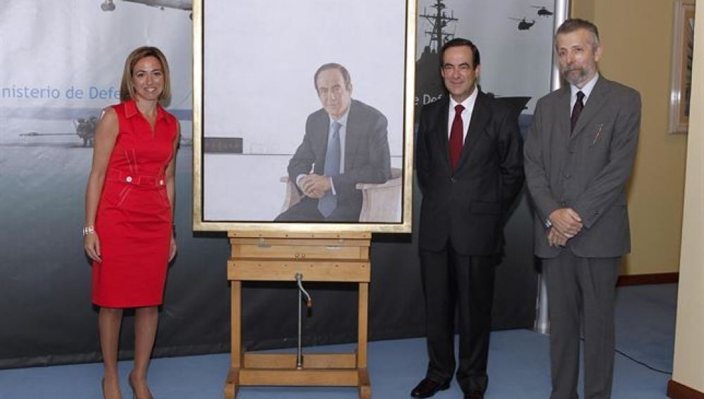 Retrato de José Bono