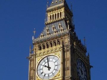 Big Ben, en Londres