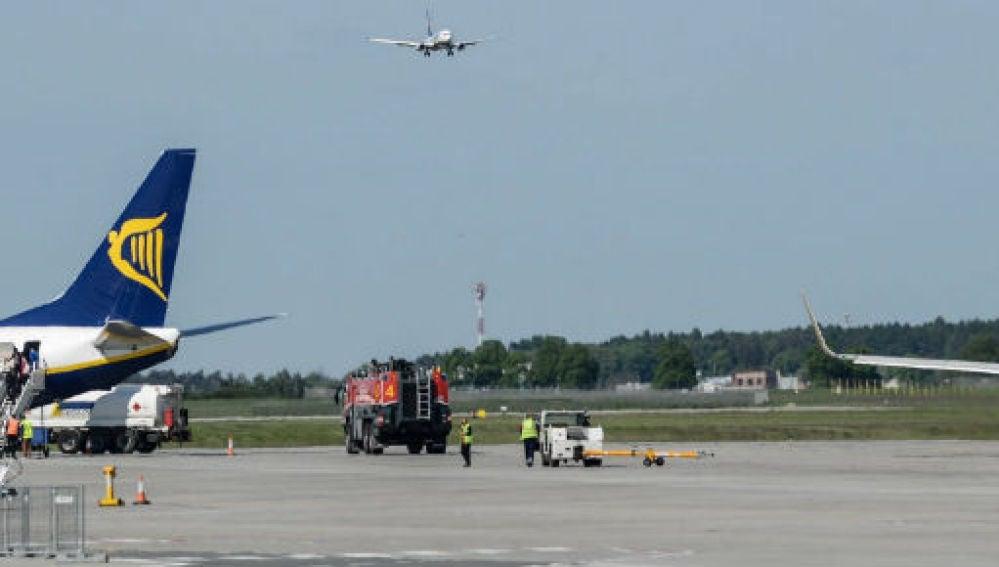 Ryanair, una de las aerolíneas de bajo coste