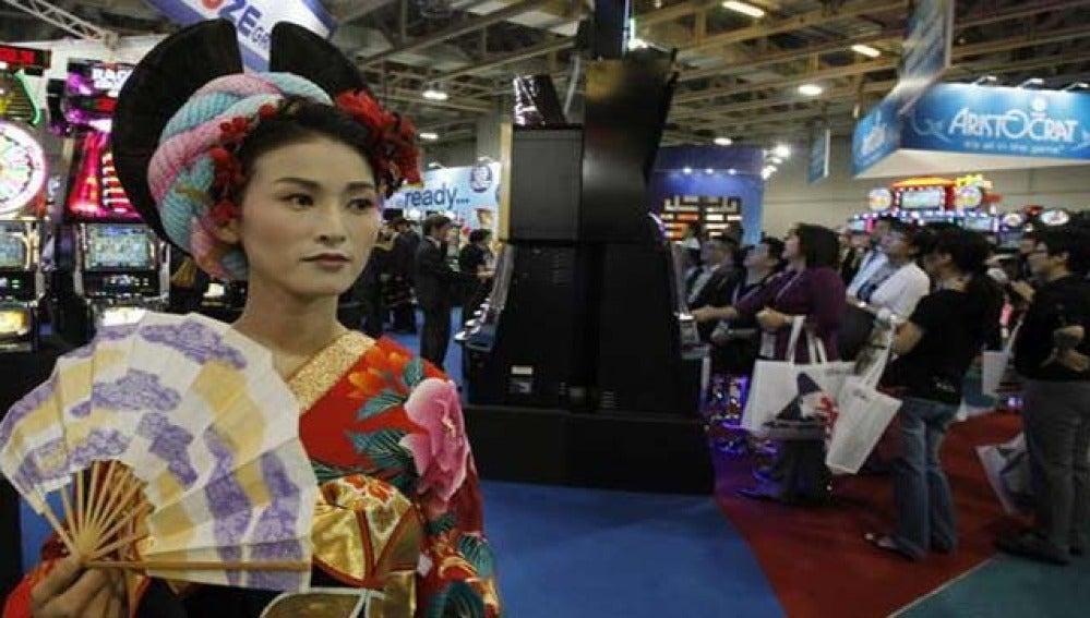 El pueblo chino y el juego