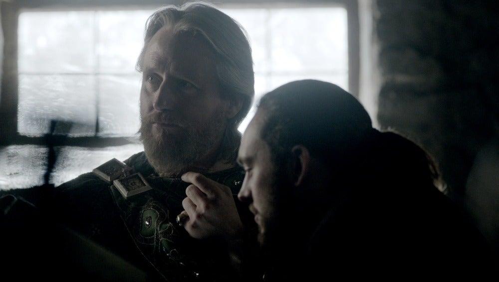 avance final vikingos