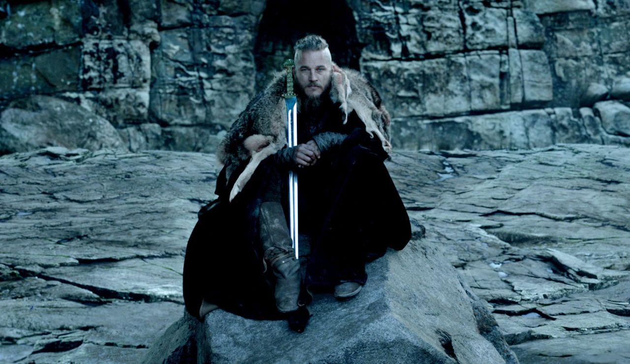 Ragnar mata al Rey Horik