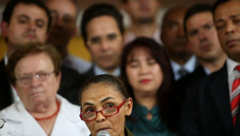 Marina Silva, la nueva candidata del PSB