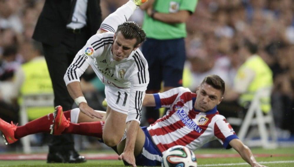 Dura entrada de Siqueira a Bale