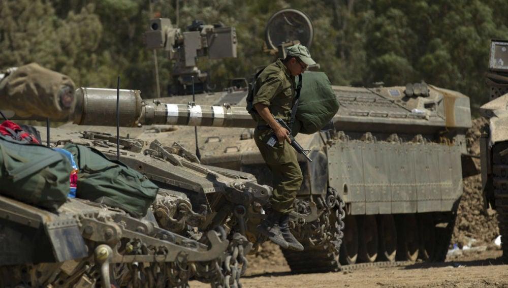 Mueren tres militares del grupo armado de Hamás
