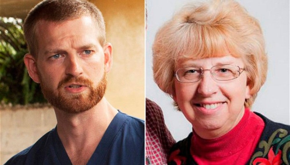 Kent Brantly y Nancy Writebol se recuperan del ébola