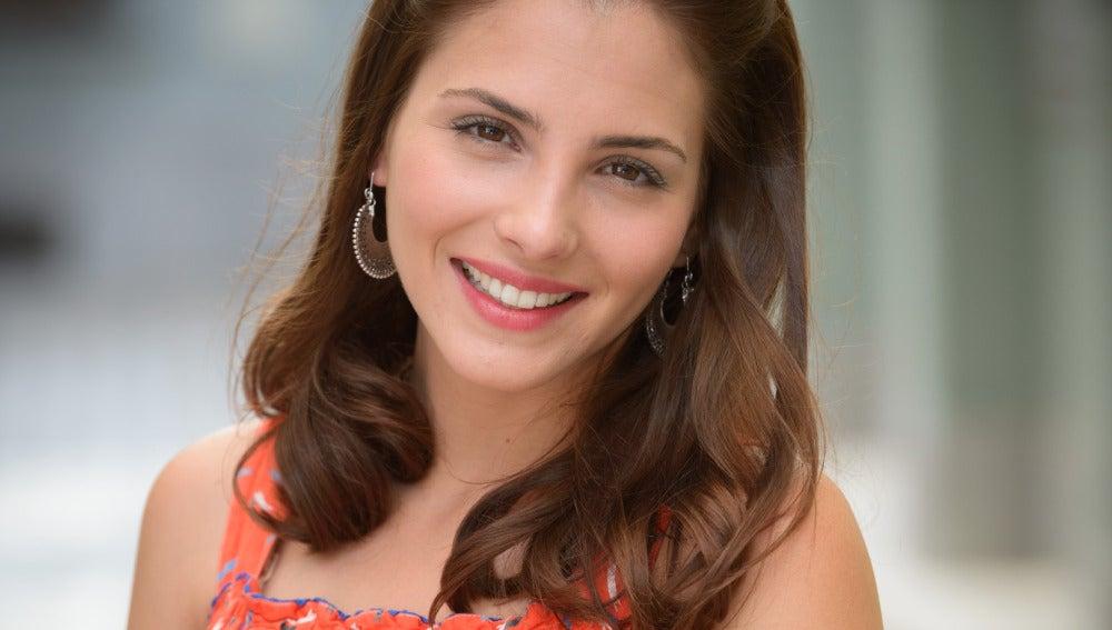Lucía Barbate en 'Amar es para siempre'