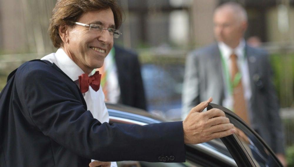 Roban el portátil del primer ministro belga