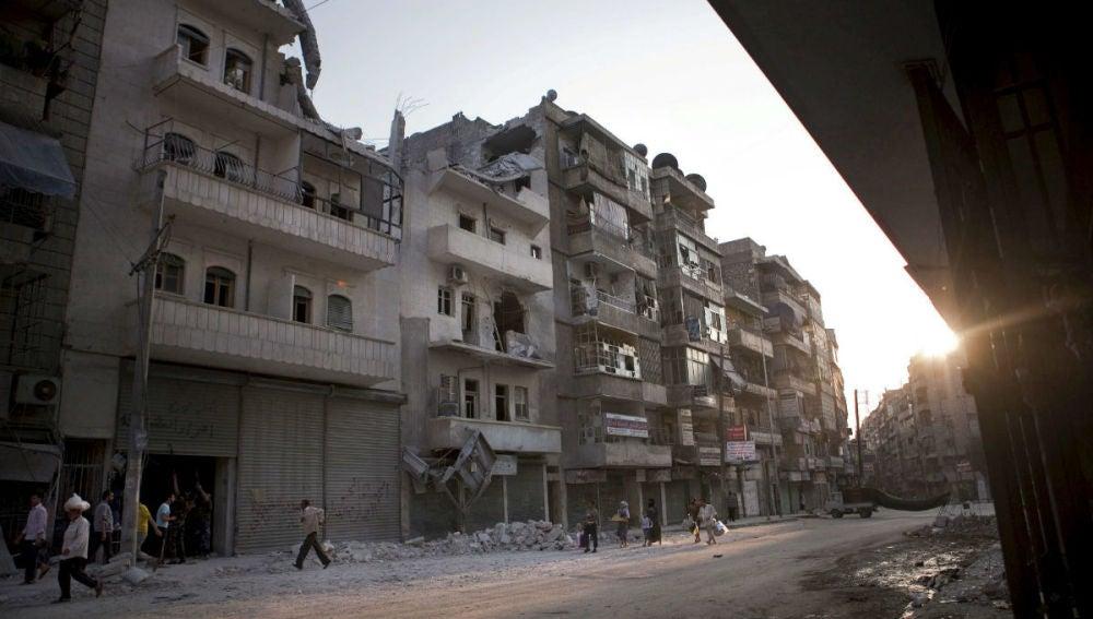Han muerto 191.369 personas en la guerra civil siria