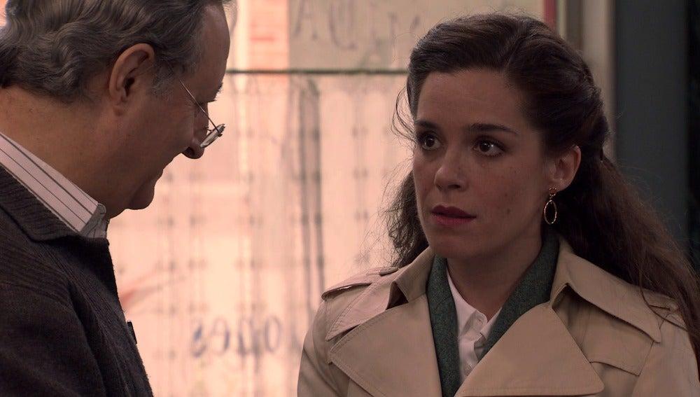 Clara renuncia a la paternidad de Pelayo