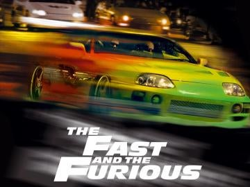 'The Fast and the Furious' (A todo gas)