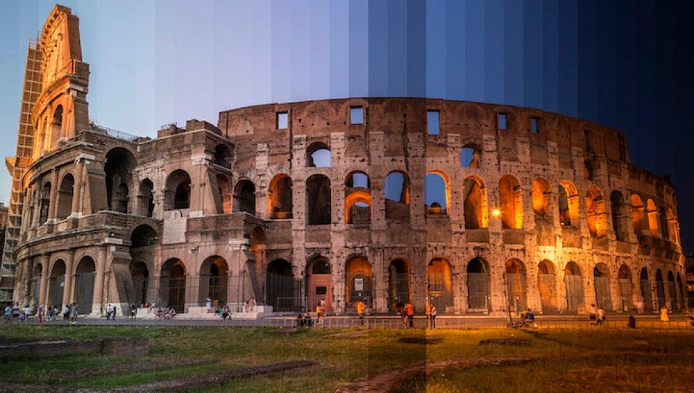 El Coliseo de Roma, por Richard Sliver