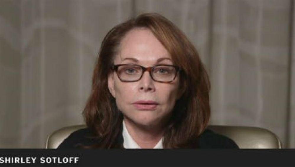 La madre del periodista estadounidense, Steven Sotloff