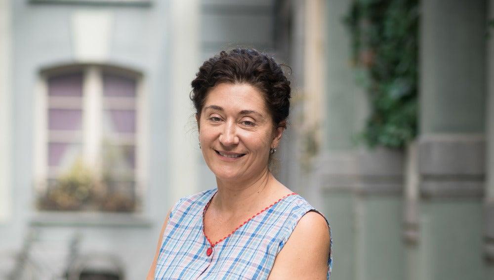 Chiqui Fernández es Consuelo Garcilán