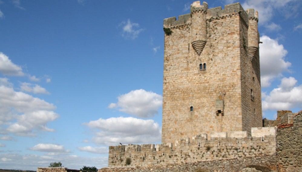 Castillo de San Felices de los Gallegos, en Salamanca