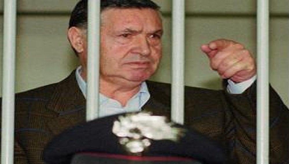 El jefe de la Cosa Nostra Salvatore 'Toto' Riina que acusa a Berlusconi.