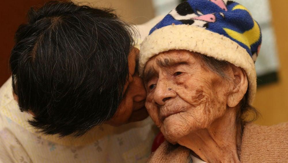 Leandra Becerra ha cumplido 127 años