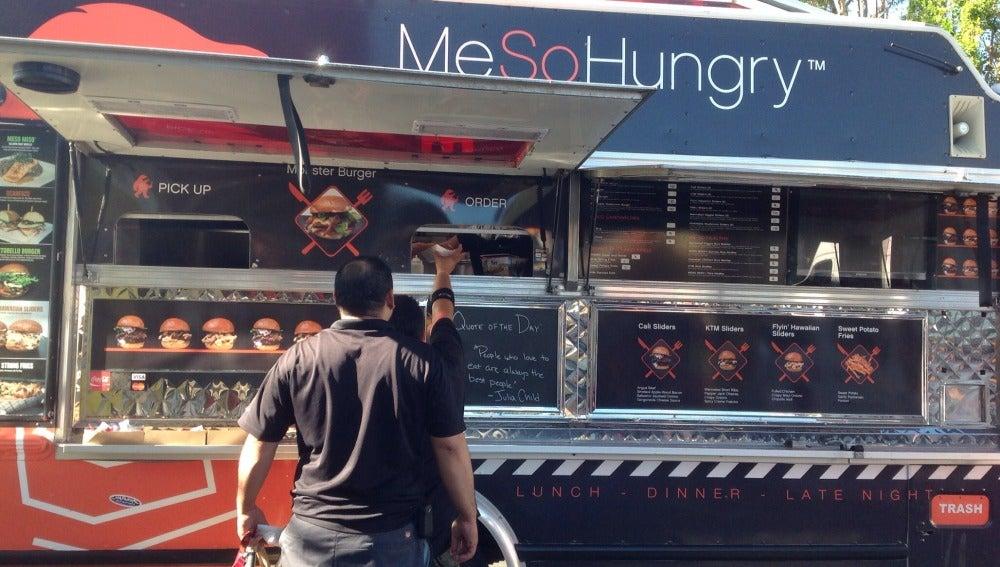 Sí, los 'food trucks' de calidad arrasan en Estados Unidos.