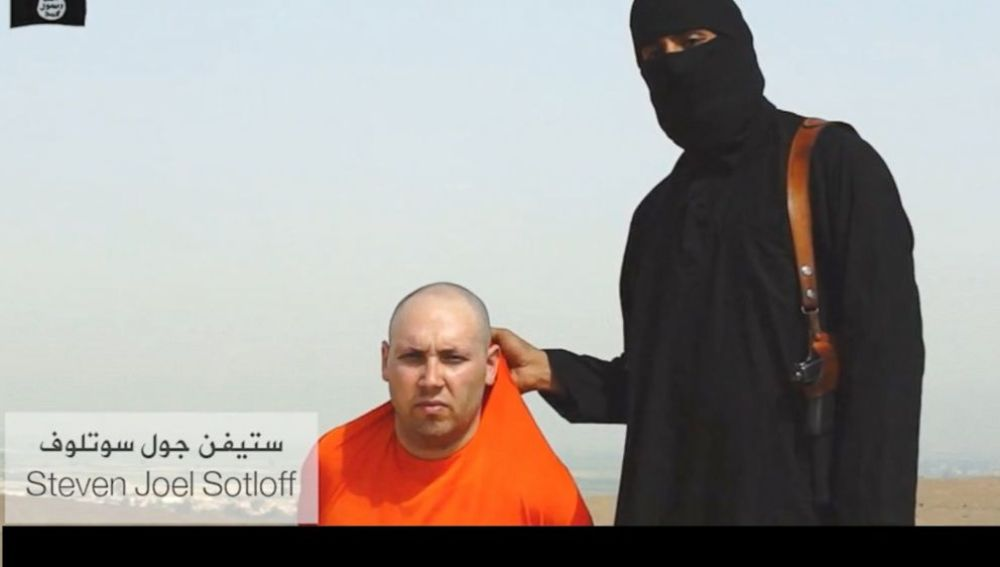 El periodista Steven Sotloff, ejecutado al igual que James Foley presuntamente por Jihadi John