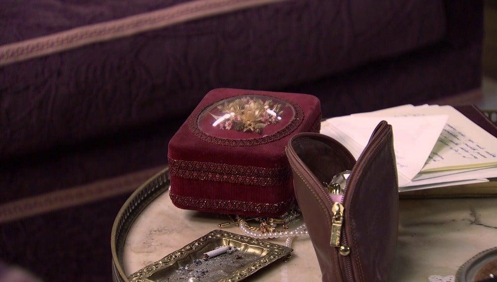 El reloj de Rubén ha desaparecido