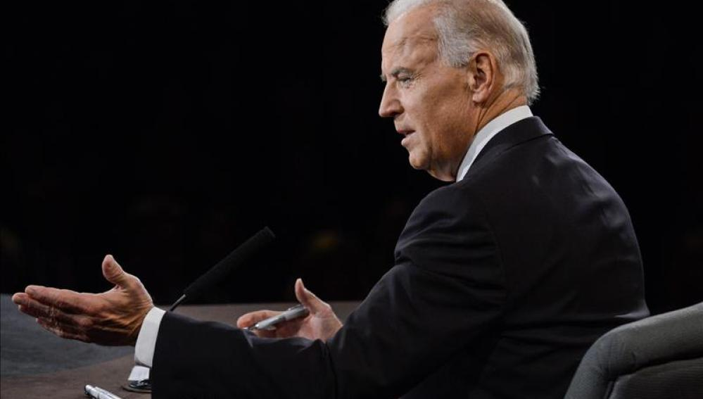 Joe Biden, vicepresidente de Estados Unidos