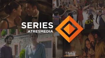 Atresmedia vuelve a marcar el paso en la ficción con 'Series Atresmedia'