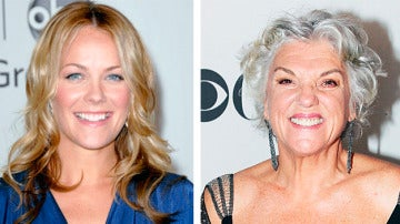 Andrea Anders y Tyne Daly