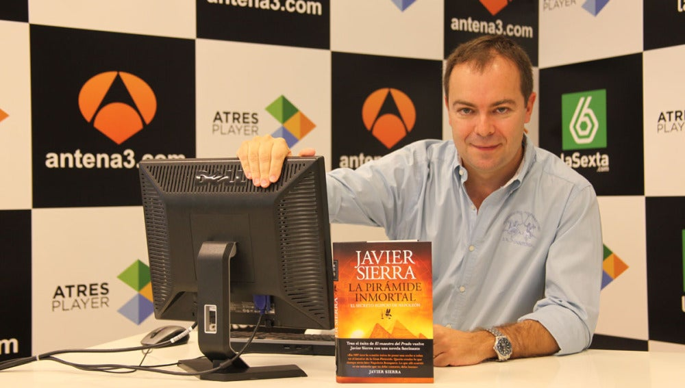 Encuentro digital con Javier Sierra