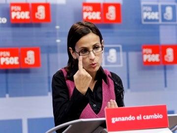 La navarra María Victoria Chivite