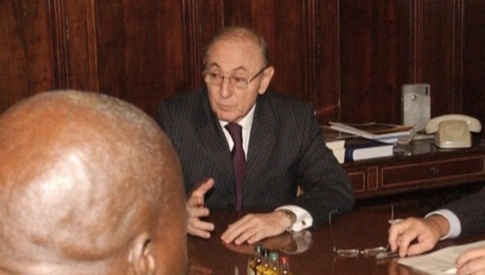 El exembajador de España en el Congo