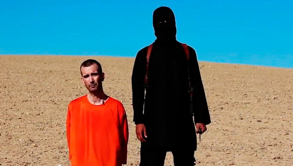 Tercer extranjero decapitado por ISIS