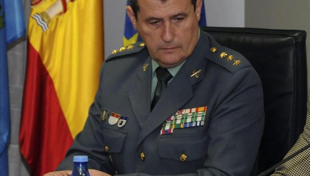 Imputado el jefe de la Guardia Civil de Melilla