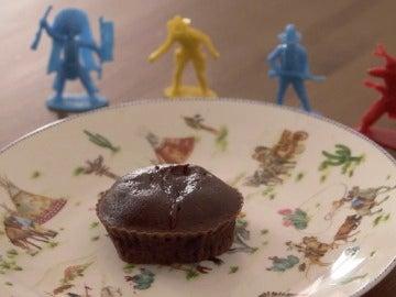 El coulant de chocolate es un postre capaz de poner de acuerdo a indios y vaqueros.
