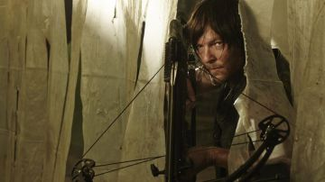 'The Walking Dead'- Quinta temporada