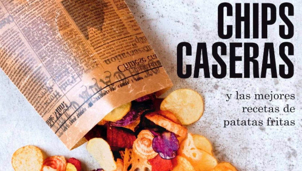 Portada de 'Chips Caseras'