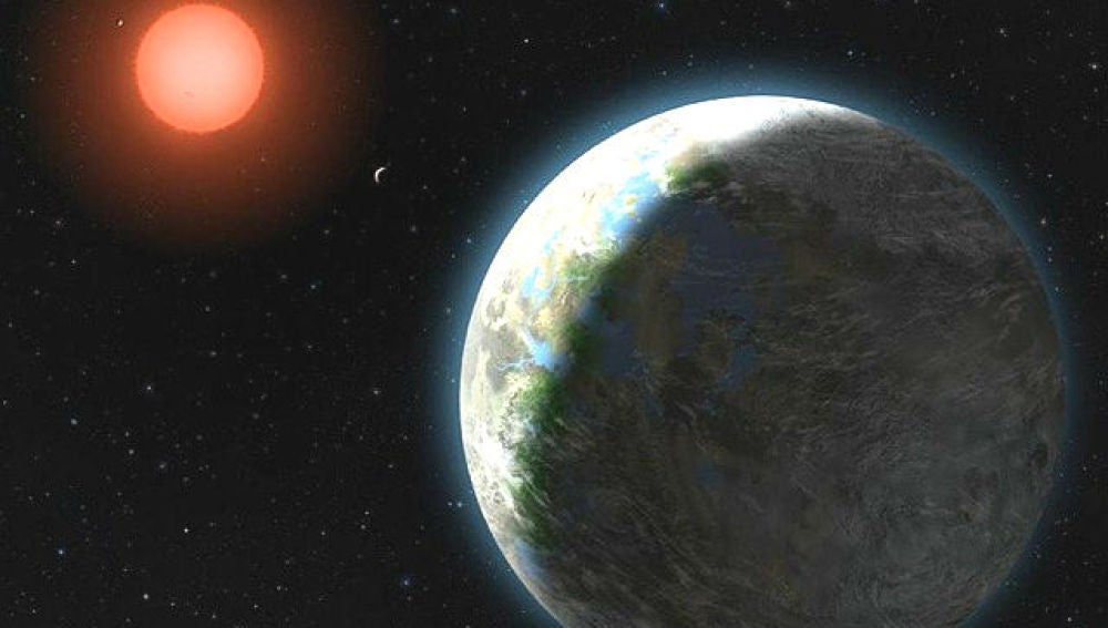 Resultado de imagen de Descubren un planeta orbitando una estrella magnética