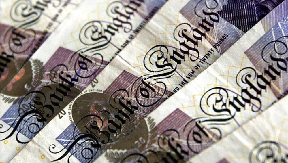 La libra ha subido un 1% en los mercados de divisas tras el rechazo de independencia en Escocia