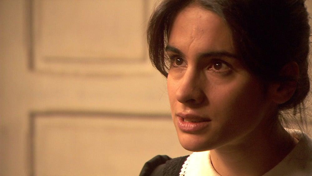 Inés rechaza a Bosco