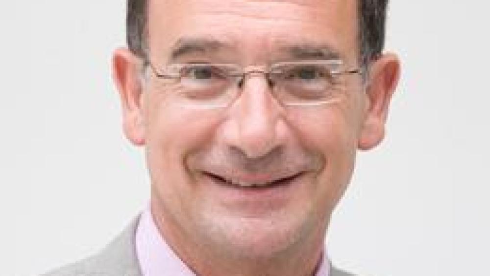 Joaquin Bascuñana, el delegado del Gobierno de Murcia