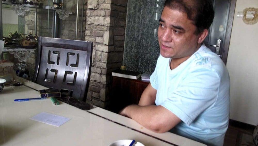 Ilham Tohti, activista de la etnia uigur