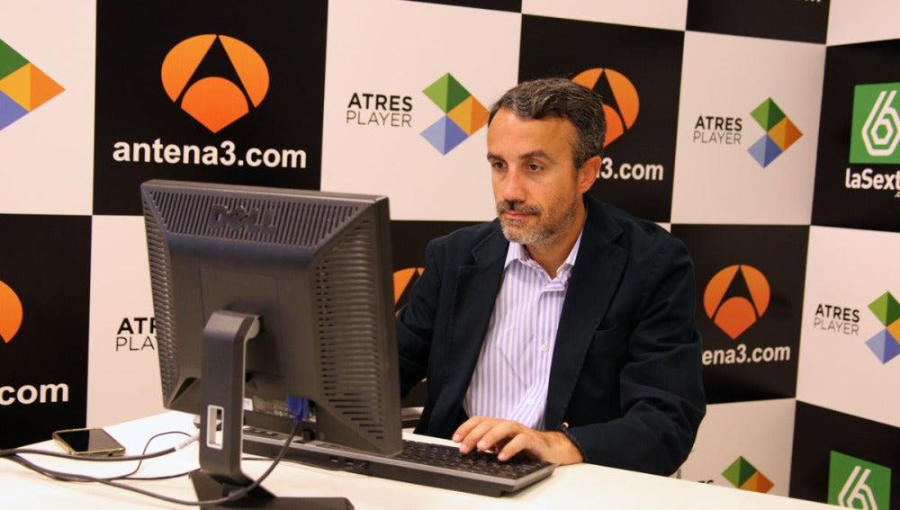 Carlos Fernández responde a los internautas