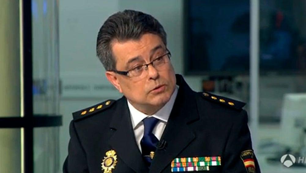 José Luis Conde, comisario