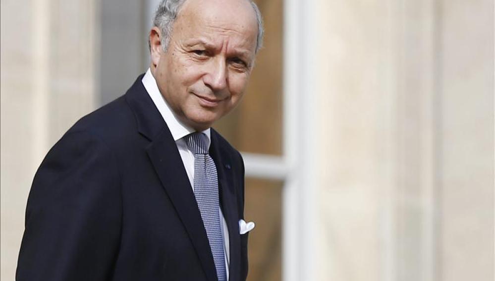 El ministro francés de Defensa, Jean-Yves Le Drian
