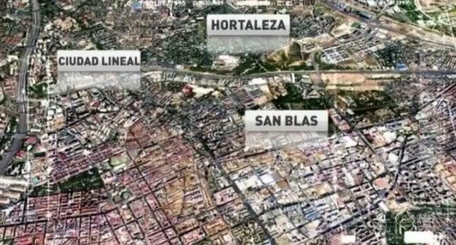 ANTENA 3 TV  El pederasta de Ciudad Lineal espaol de 42 aos y
